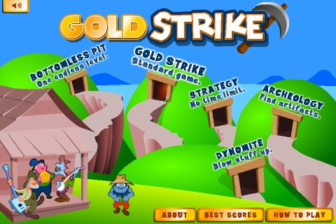 iphone gold strike 1