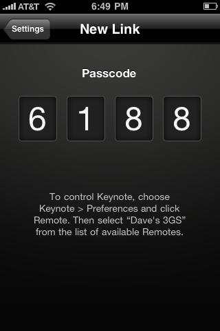 iphone keynote remote 3