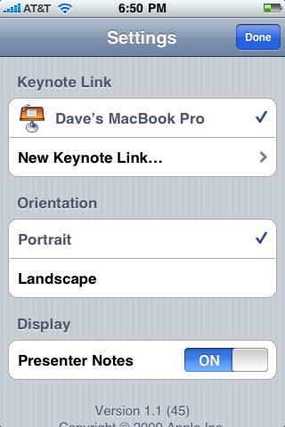 iphone keynote remote 4