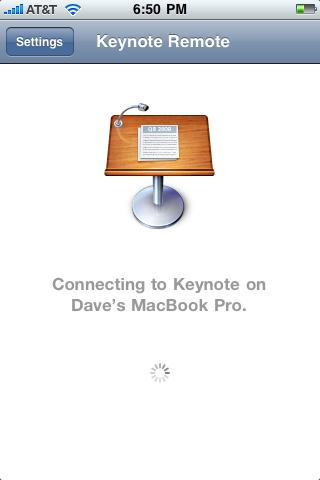 iphone keynote remote 5
