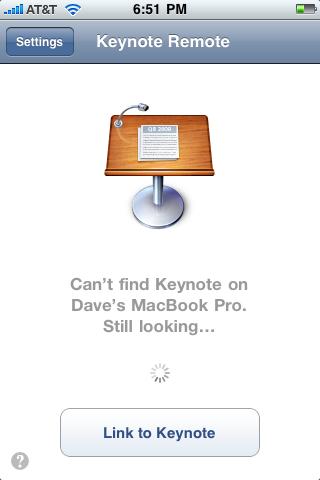 iphone keynote remote 6