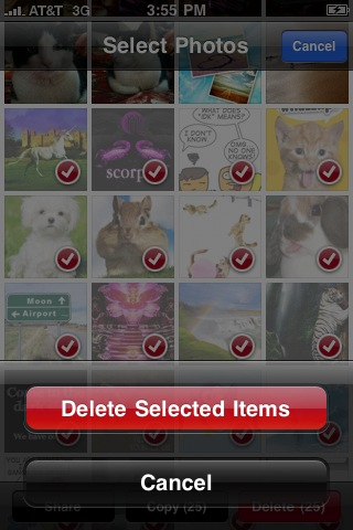 mass delete photos iphone can i delete more than one photo at a time on my apple 15668