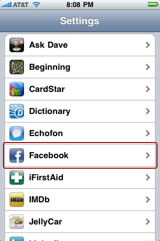 iphone settings menu 2