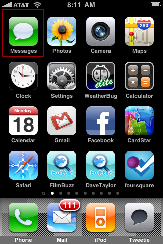 how to get old text messages back on iphone 4