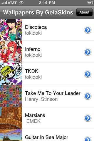iphone wallpapers by gelaskins