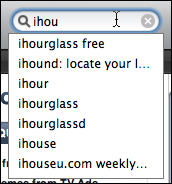 itunes store app search ihou