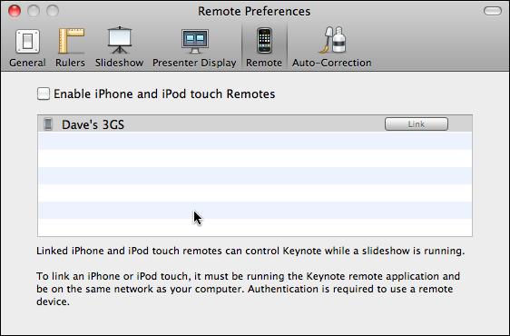 mac keynote preferences 2