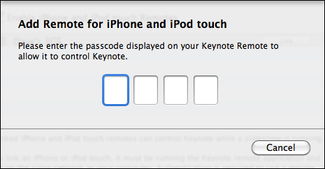 mac keynote preferences 3