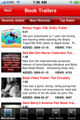 trailerspy mobile book trailers
