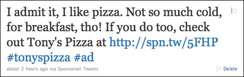 twitter ad sponsored tweet 1