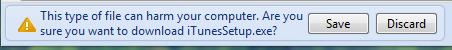 windows vista file can harm computer