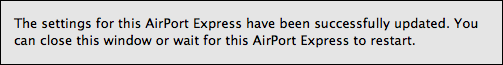 airport express airplay remote speakers password 6