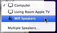 airport express airplay remote speakers password 7