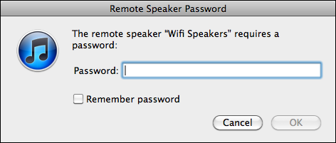 airport express airplay remote speakers password 8