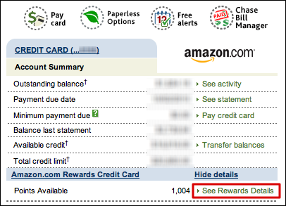 how to pay on amazon with a credit card