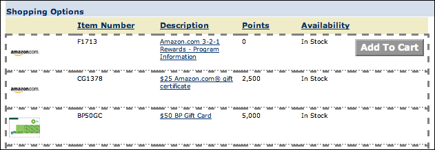 amazon chase rewards credit card redeem 5