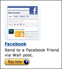 Can I give someone an Amazon Gift Card on Facebook? - Ask Dave Taylor