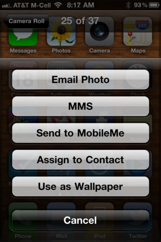how to delete iphone photos with image capture
