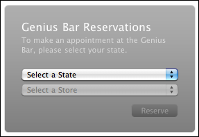 Make a genius bar appointment at the apple store ask dave taylor