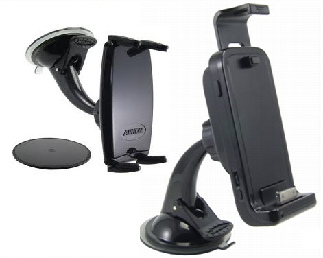 arkon iphone slim grip vs gps mount