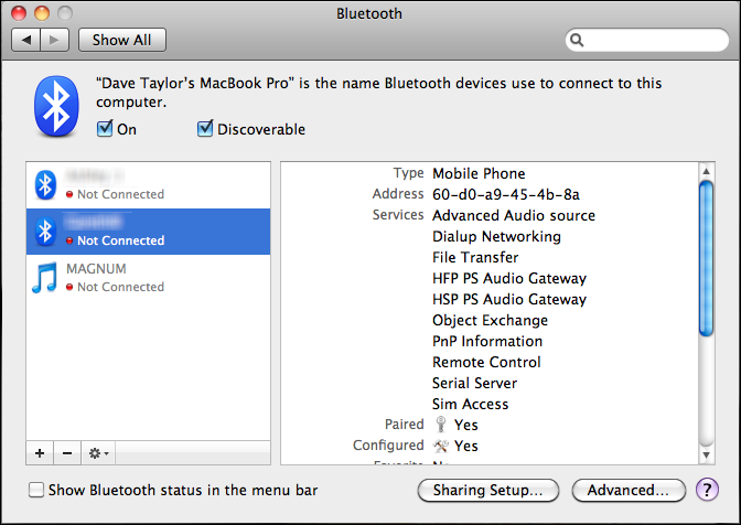 copy send file bluetooth mac cellphone 1