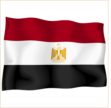 egypt egyptian flag On the other hand, in the modern world, it's impossible