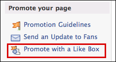 facebook add like button blog 3