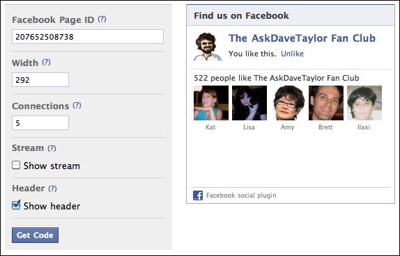 facebook add like button blog 7