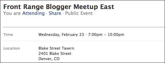 how to create public facebook event