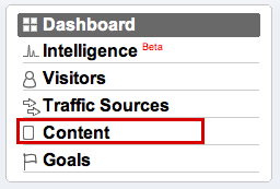 google analytics page traffic 1