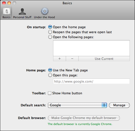google chrome block popups 2