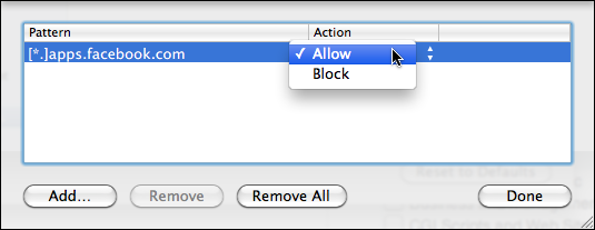 google chrome block popups 6