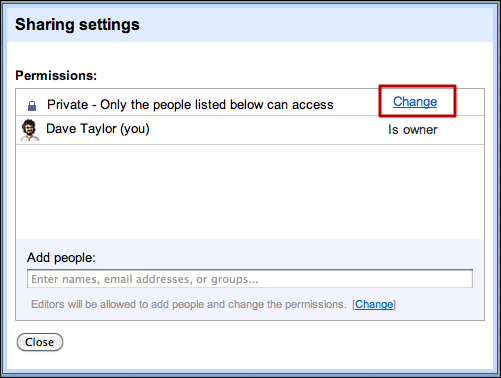 In Google Docs Can I Create A Nonpassword Protected Group - Public google docs