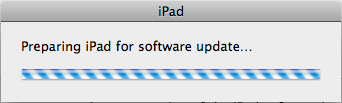 ipad firmware software update 12