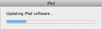 ipad firmware software update 13
