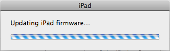 ipad firmware software update 15