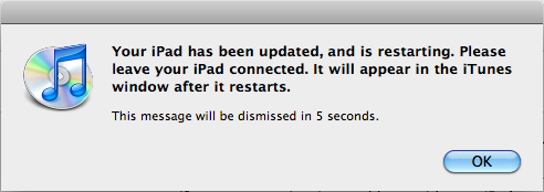 ipad firmware software update 16