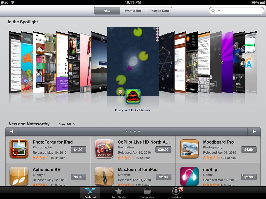 ipad update apps 2