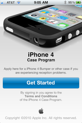 iphone 4 free case program 1