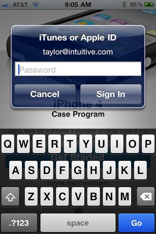 iphone 4 free case program 2