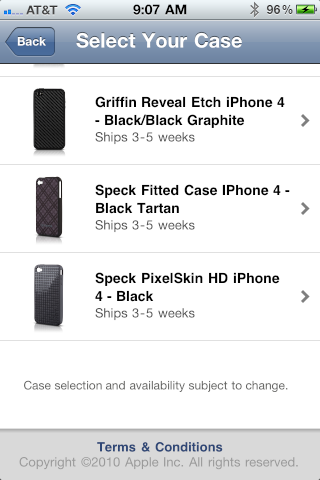 iphone 4 free case program 4