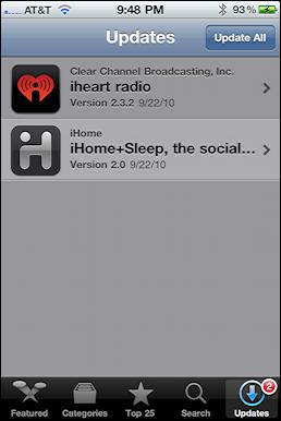 iphone app updates 3
