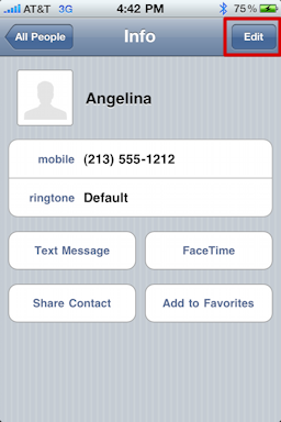 iphone assign contact photo 87