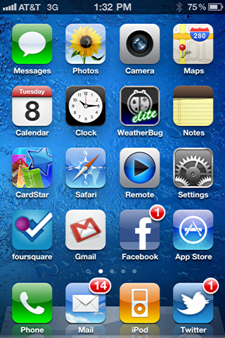 how to delete app from my i pod