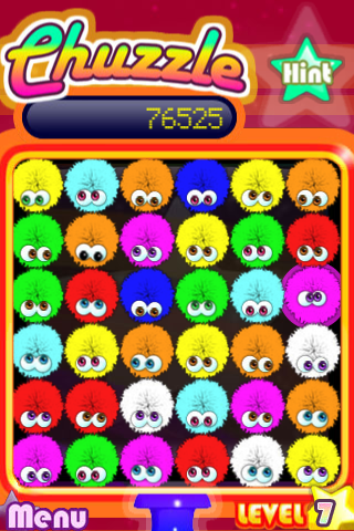 iphone fave games chuzzle