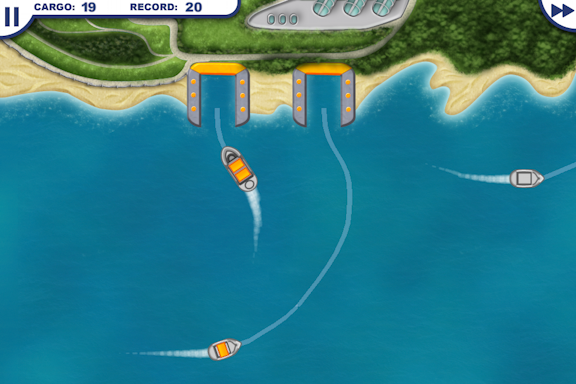 iphone fave games harbor master