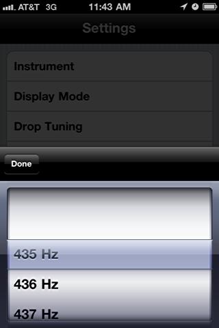 iphone polytune guitar tuner 2