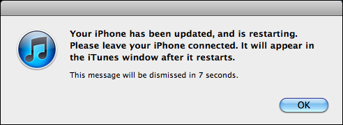 iphone restore fail too old 8