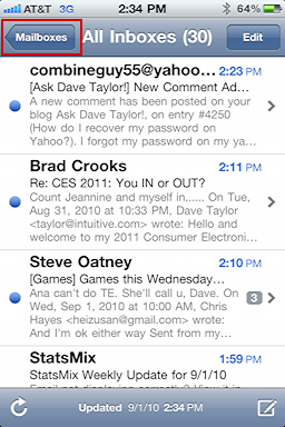 iphone sent mail messages 1