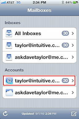 iphone sent mail messages 2